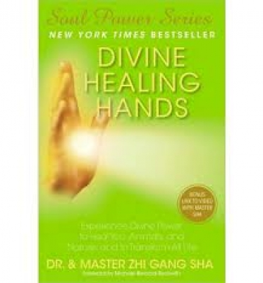 Divine Healing Hands: Experience Divine Power to Heal You, Animals, and Nature, and to Transform All Life by Zhi Gang Sha (Hardcover)