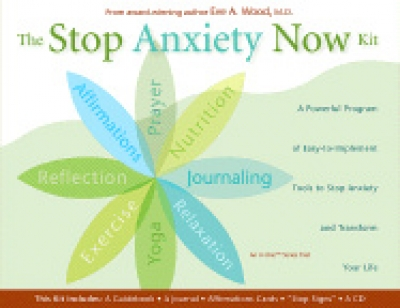 The Stop Anxiety Now Kit: A Powerful Program of Nine Easy-To-Implement Tools to Stop Anxiety and Transform Your Life by Eve A. Wood