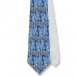Van Gogh Series Visitors From a Starry Night Neck Tie