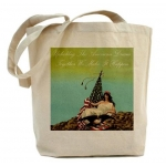 Teamnetworks.net Lady Liberty Tote Bag | InspirationMotivation.com