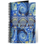 Van Gogh Series Visitors From A Starry Night Journal