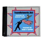 TeamNetworks.Net Walking The Walk Men's Wallet | InspirationMotivation.com