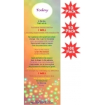 Everyday Magic Rainbow Orbs Bookmark Multi-Packs
