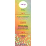 Everyday Magic Rainbow Orbs Bookmark