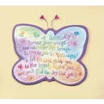 Butterfly Plaque by Abbey Press