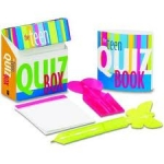 The Teen Quiz Box by Andrews McMeel Publishing