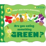 Are You Eating Something Green? Placemats by Ryan Sias