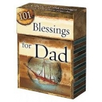 101 Blessings for Dads by Christian Art Gifts