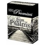 101 Promises from Psalms Cards by Christian Art Gifts