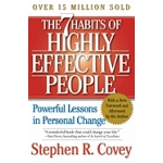 The 7 Habits of Highly Effective People: Powerful Lessons in Personal Change (REV) (2ND ed.) - Paperback