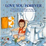 Love You Forever by Robert N. Munsch - Hardcover