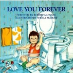 Love You Forever by Robert N. Munsch - Paperback