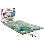 4D Washington DC Time Puzzle by 4D Cityscape Inc
