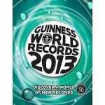 Guinness World Records 2013 (Hardcover)