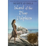 Island of the Blue Dolphins by Scott O'Dell - Paperback