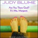Are You There God? It's Me Margaret by Judy Blume - Compact Disc