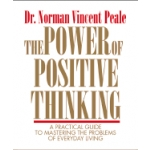 The Power of Positive Thinking by Norman Vincent Peale - Hardcover