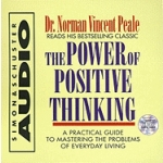 The Power of Positive Thinking by Dr. Norman Vincent Peale - Compact Disc