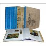Vincent Van Gogh: The Letters: The Complete Illustrated and Annotated Edition (Vol. 1-6)